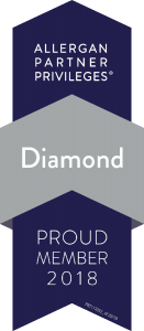 allergan partner privileges diamond