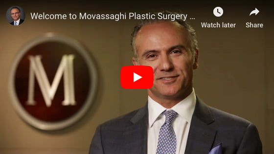 welcome video for movassaghi plastic surgery