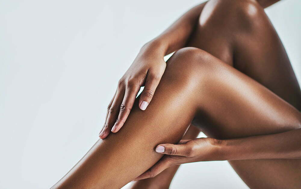 Laser hair removal can provide smooth, hair-free skin. Clarity laser at Movassaghi plastic surgery in Eugene is safe for dark skin.
